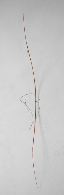 , 'Wall Bambow 02,' 2018, Puerta Roja