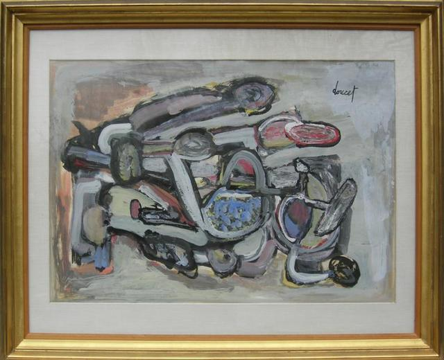, 'Composition Abstraite,' 1957, SkyGallery