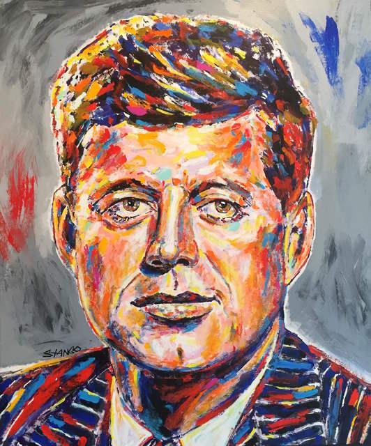 , 'Presidential Portrait: JFK,' 2016, Artist's Proof