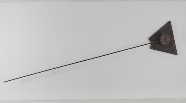, 'Straight GONG,' 2018, Galerie Nathalie Obadia