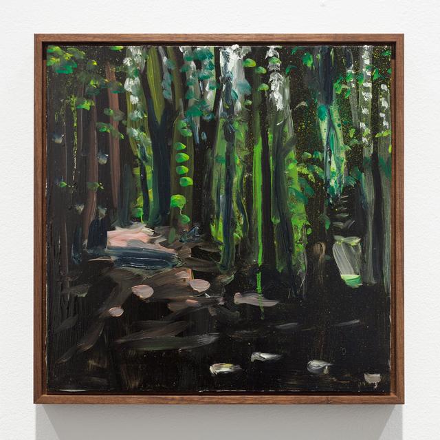 , 'Black,' 2017, Galleri Magnus Karlsson