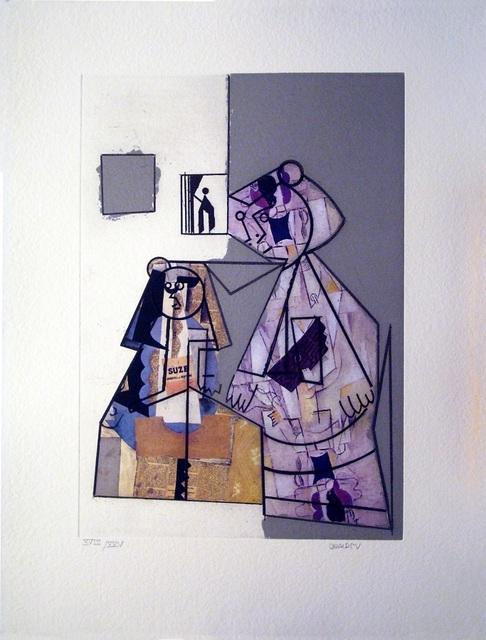 Manolo Valdés, 'Cubismo Como Pretexto VI', 2004, Galerie Raphael