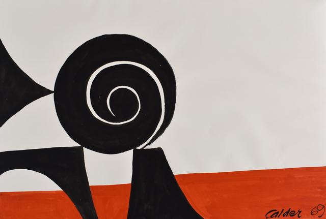 , 'Balanced Spiral,' 1969, Gilden's Art Gallery