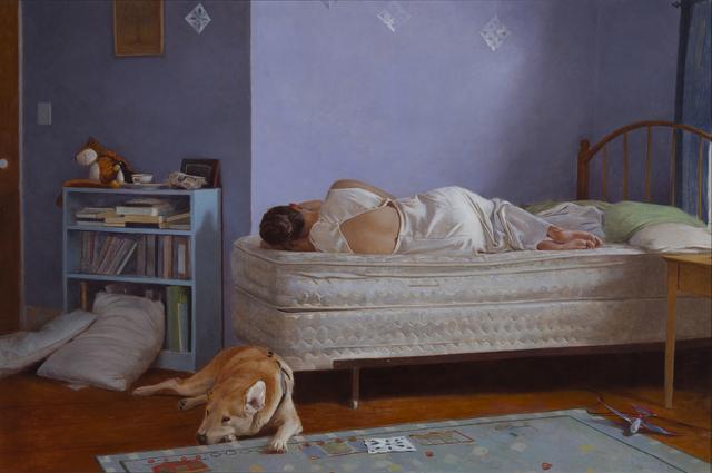 , 'February ,' 2015, Stanek Gallery