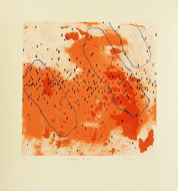 , 'Moving  Spirits,' 2015, Guns and Rain