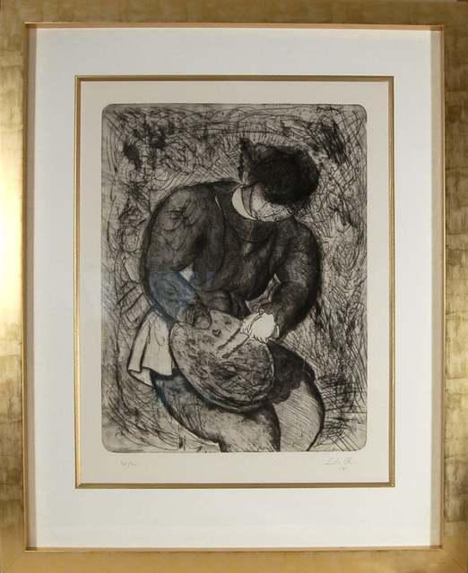 Sandro Chia, 'The Painter', 1981, Joseph Grossman Fine Art Gallery