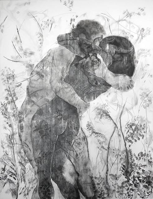 , 'The Embrace,' 2017, Art of Treason
