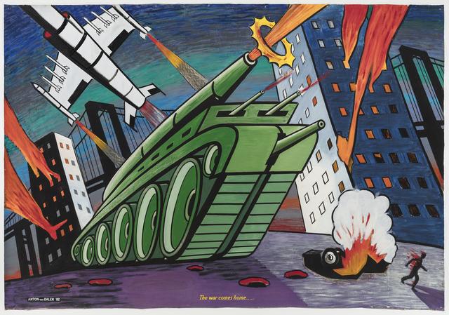 , 'The War Comes Home,' 1982, P.P.O.W