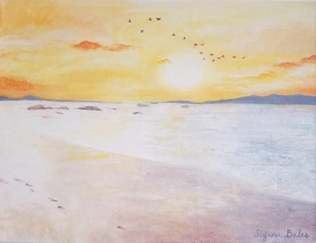 , 'Song at Sundown,' 2017, Adelman Fine Art