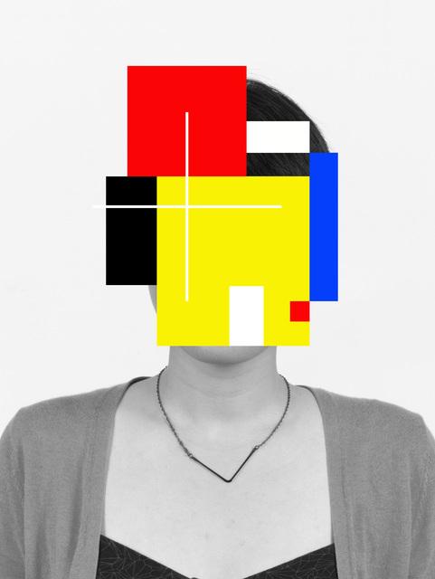 , 'Deep Face,' 2015, Whitechapel Gallery
