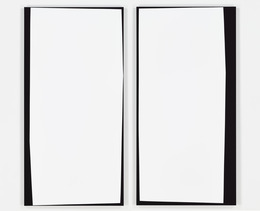 , 'Untitled (Right) and Untitled (Left),' 2013, The Journal Gallery