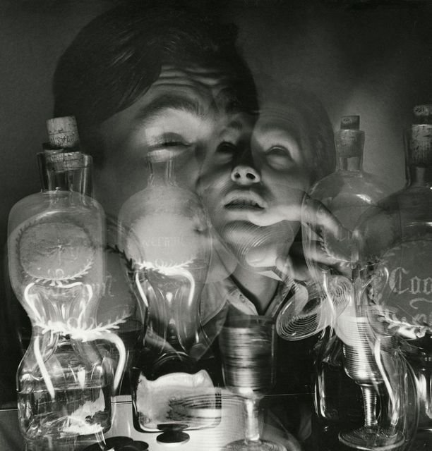 , 'Drunk - Intoxication (double exposure), Germany, 1933,' 1933, Magnum Photos