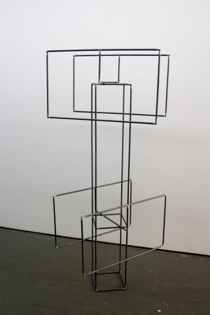 Raul Mourão, 'Garrapha #4', 2017, Sculpture, 1020 steel with synthetic resin, Roberto Alban Galeria de Arte