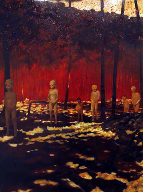 Ryoichi Nakamura, 'Paradox of Energy', 2009, Japigozzi Collection