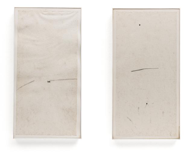, 'Untitled [Monotype series],' 1970's, Bergamin & Gomide