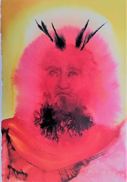"""Salvador Dalí, 'Gloria Vultus Moysi - From """"Biblia Sacra""""', 1964-1965, Wallector"""