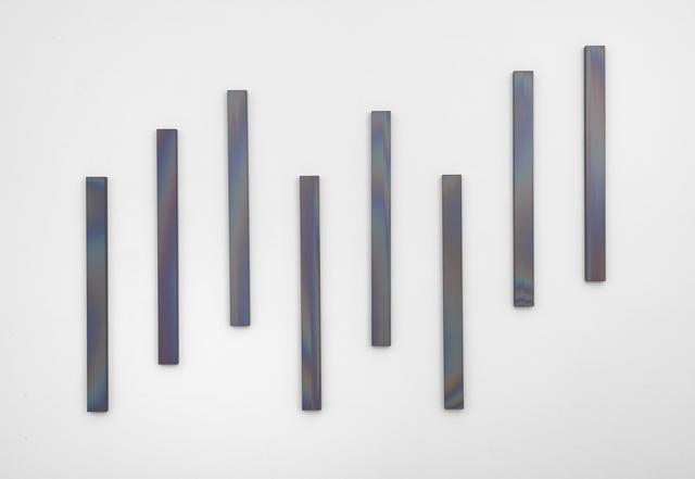 , 'Planned Iridescence CNFG 1-8,' 2018, Joshua Liner Gallery