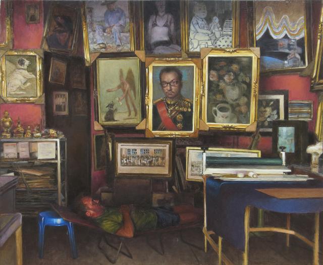 , 'El sueño,' , Sala Parés