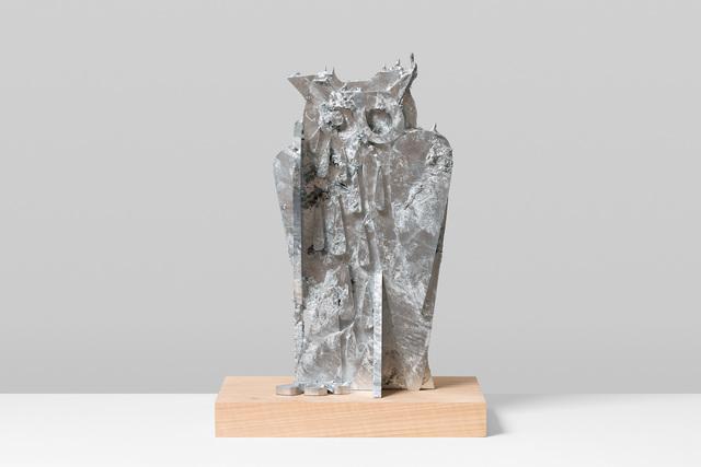 , 'Moonage Owl,' 2018, Xavier Hufkens