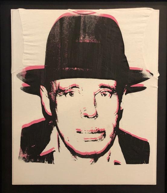 Andy Warhol, 'Joseph Beuys - TShirt', ca. 1980, Rudolf Budja Gallery