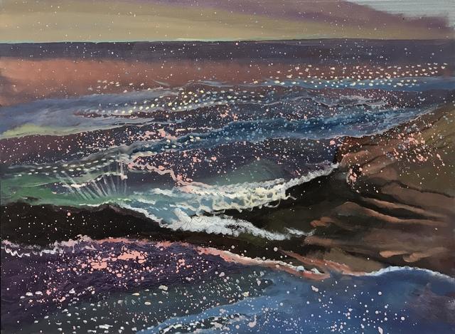 , 'Kettle Island Surf,' 2019, Gallery NAGA