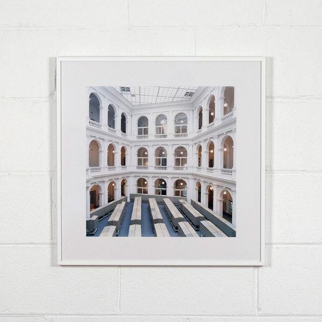 , 'Universitätsbibliothek,' 2002, Caviar20