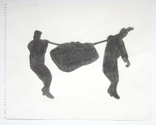 , 'Cargueros (IV),' 2009, Casas Riegner