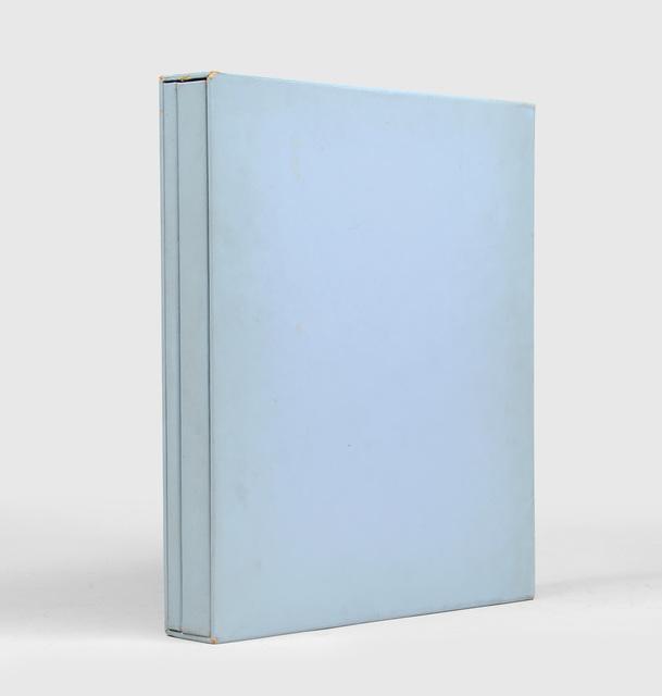 Patrick Caulfield, 'Some Poems of Jules Laforgue', 1973, Peter Harrington Gallery