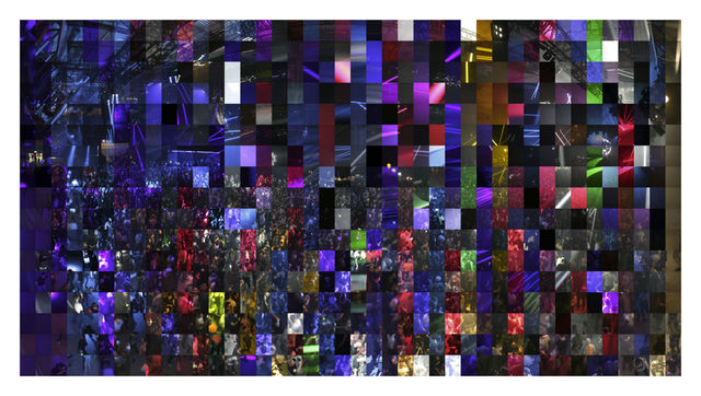 , 'Tanzboden 1,' 2015, CHRISTOPHE GUYE GALERIE