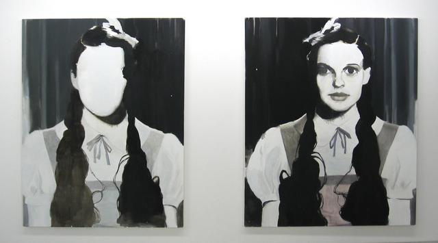 , 'Dorothy in mirror / Dorothy faces mirror,' 2004, Kamakura