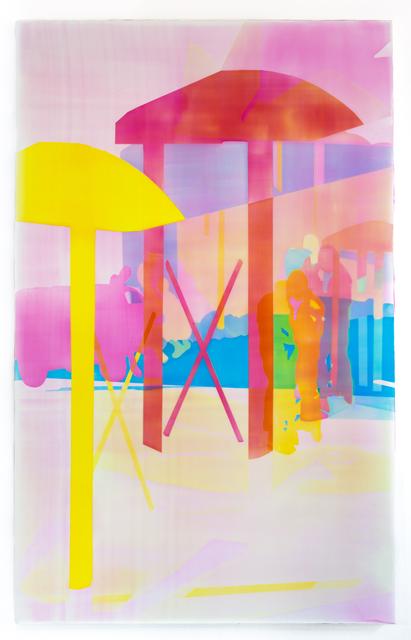 , 'establishing shot,' 2018, Zeit Contemporary Art