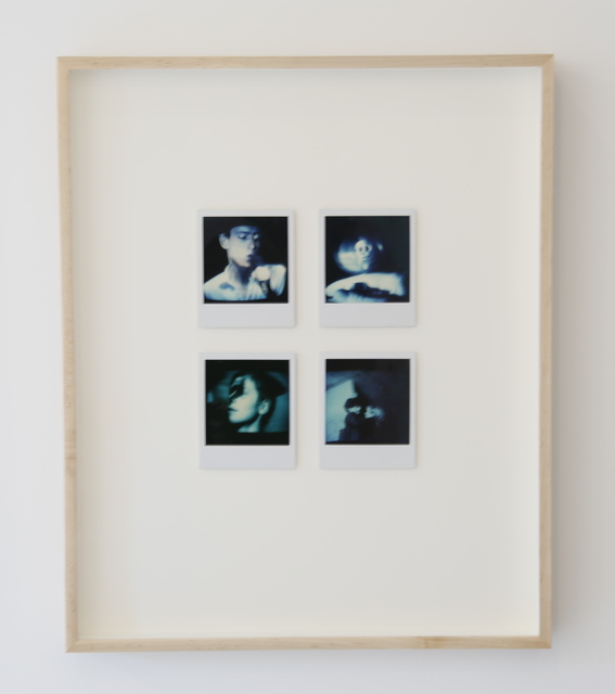 , 'Untitled (Screen Blue 2),' 1978-1982, Nathalie Karg Gallery