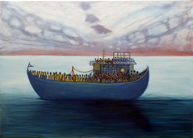 , 'Zanzibar,' 2016, Rosenfeld Gallery