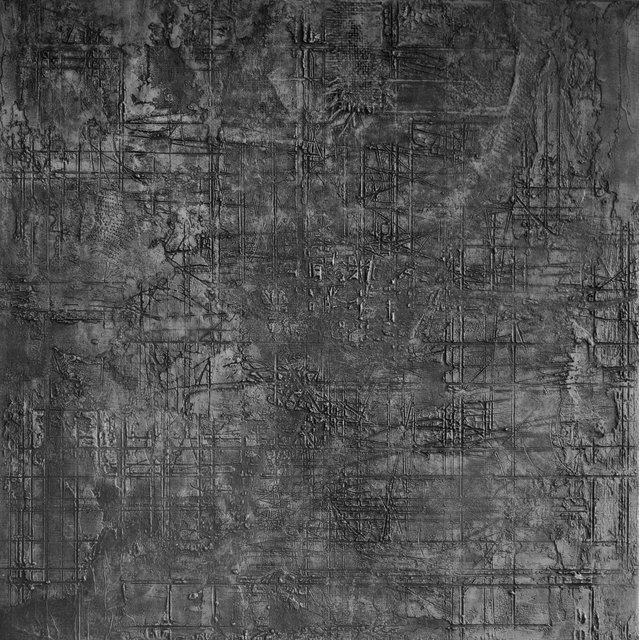 , 'Black and Graphite #2,' 2017, Gallery Elena Shchukina