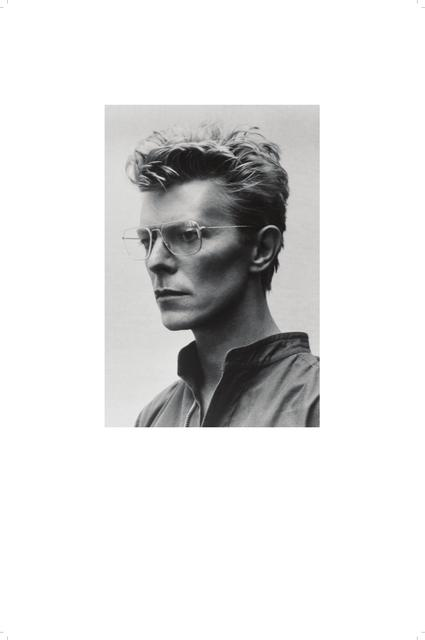 , 'David Bowie Classic Portrait,' 1982, ArtLife Gallery