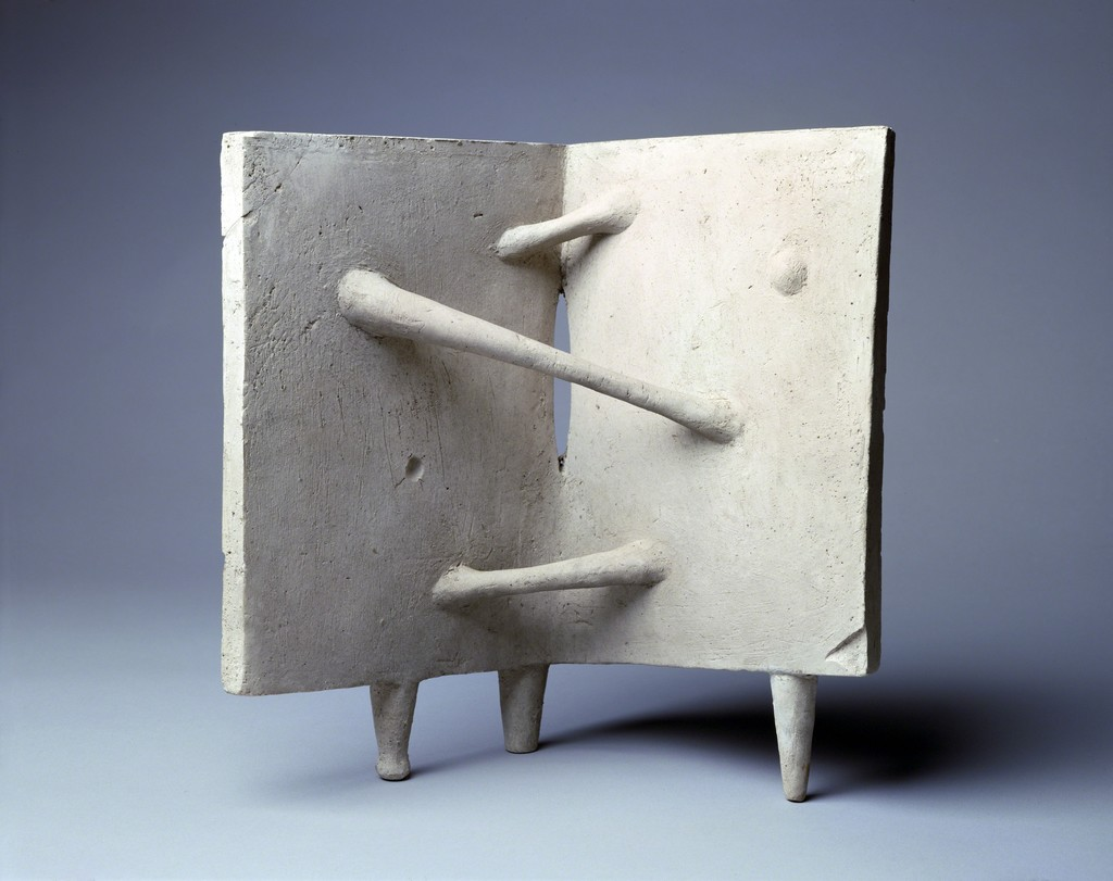 Isamu Noguchi Love Of Two Boards 1950 Museum