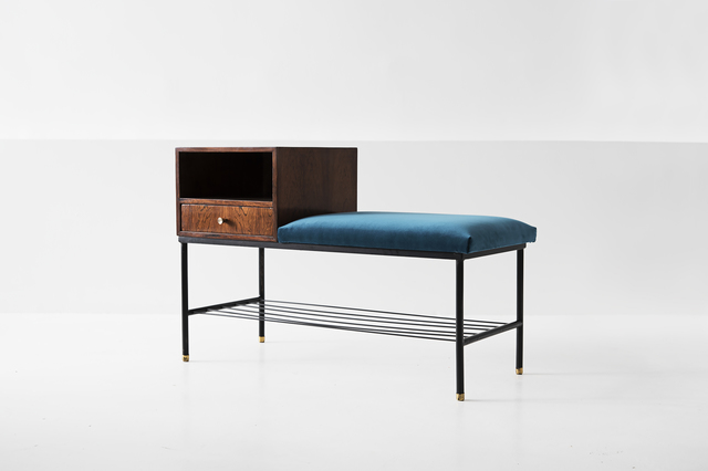 , 'Phone table,' 1956, Side Gallery