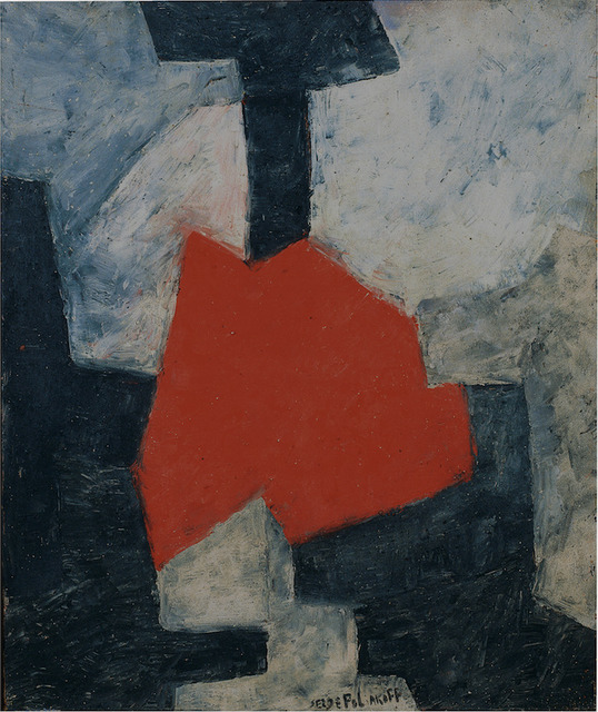 Serge Poliakoff, ' Composition abstraite', 1965 (1958), Painting, Oil on canvas, Lorenzelli arte