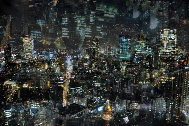 , 'My own Rave. Tokyo (Black Night),' 2015, Anna Marra Contemporanea