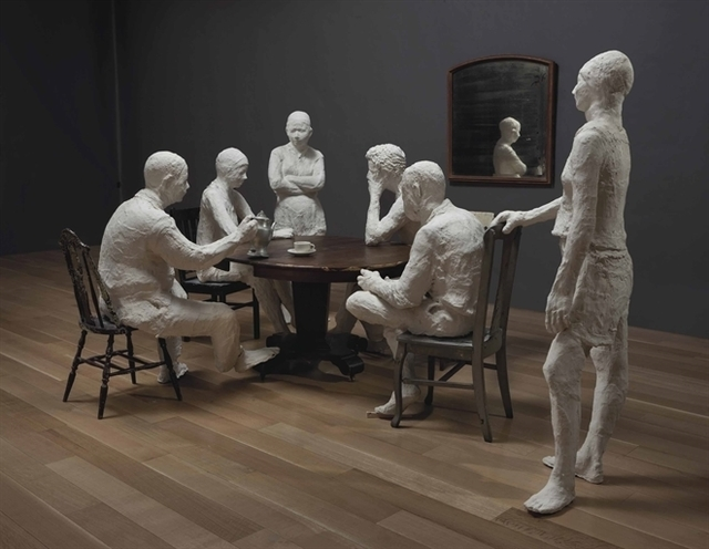 George Segal, 'The Dinner Table', Christie's