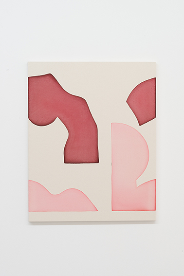 , 'Untitled (Pink Red1), 2016 ,' 2016, Galleria Massimo Minini