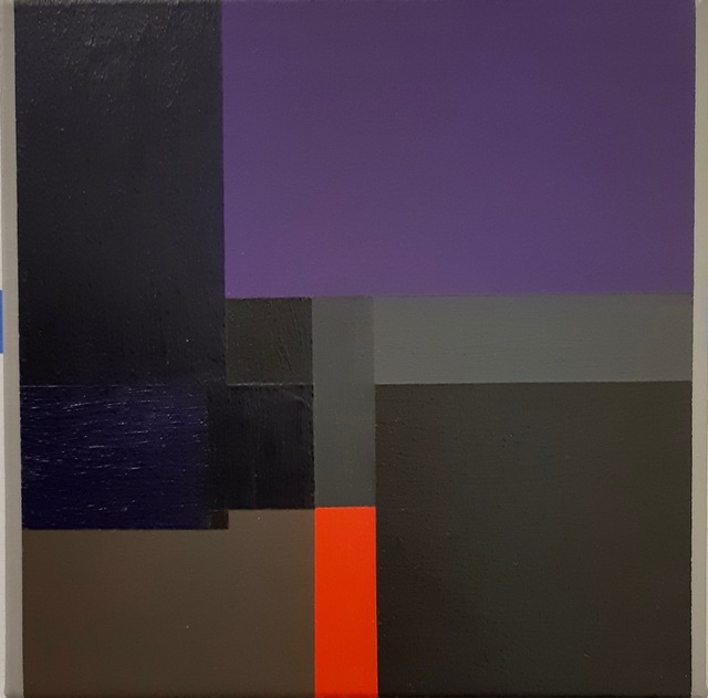 , 'Untitled 9 Squares 18060,' 2018, Robert Kananaj Gallery