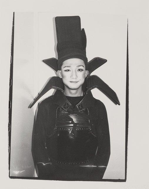Andy Warhol, 'Benjamin Liu', 1980, Heritage Auctions