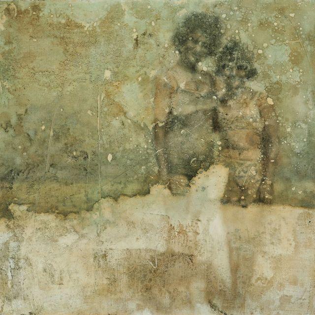 , '10 de octubre 1955,' 2013, Galerie Isabelle Lesmeister