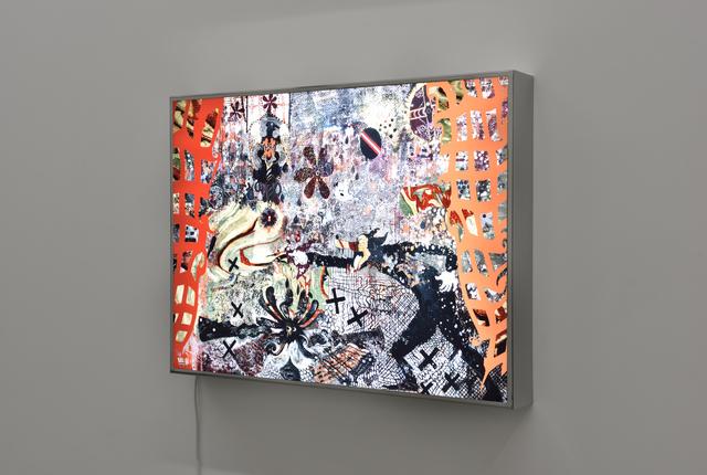 , 'Grand méchant loup,' 2017, Galerie Christophe Gaillard