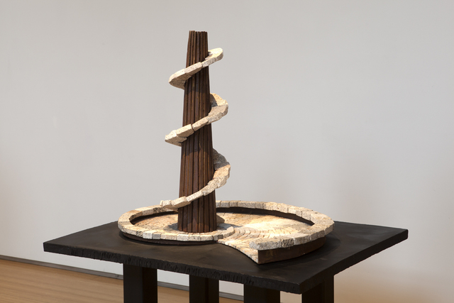 Ilan Averbuch, 'The Tower and the Snail (small)', 2014, Nancy Hoffman Gallery
