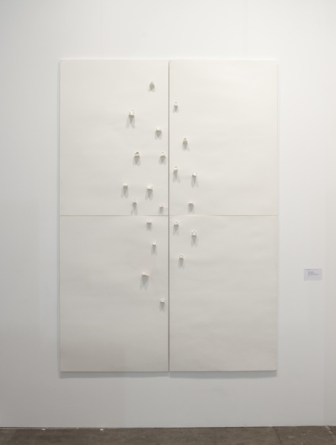 Giuseppe Penone, 'Ventuno Unghiate', 1988, Richard Saltoun
