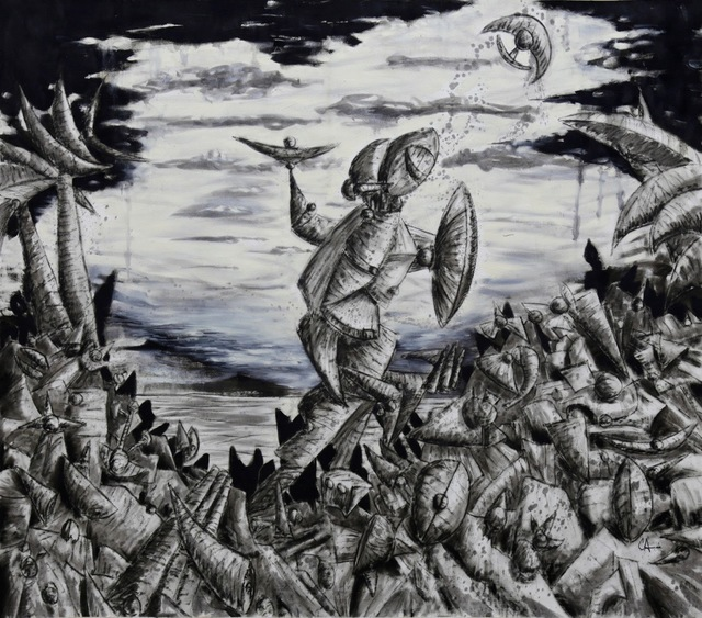 , 'Un Cruzado Caribeño,' 2011, Swerdlow Art Group