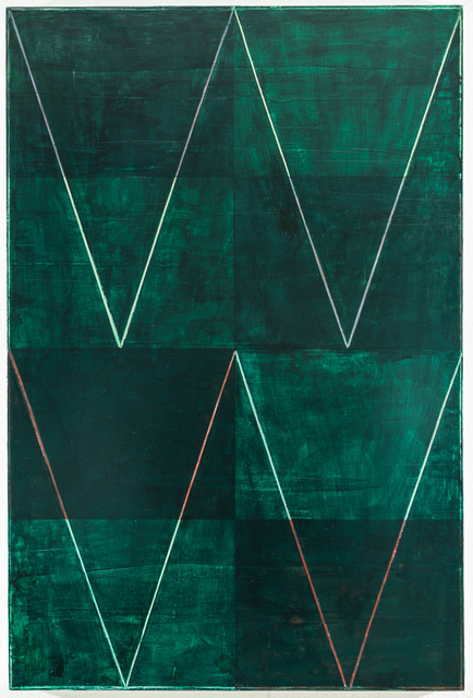 Pius Fox, 'Ping Pong PF 20-068', 2020, Painting, Oil on canvas, CONRADS