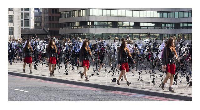 , 'London Bridge,' 2015, Brook Gallery